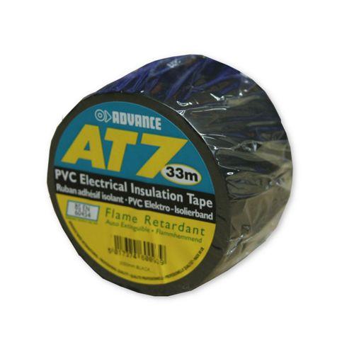 Advance AT-7 Balletvloertape Zwart 33mtr x 50mm
