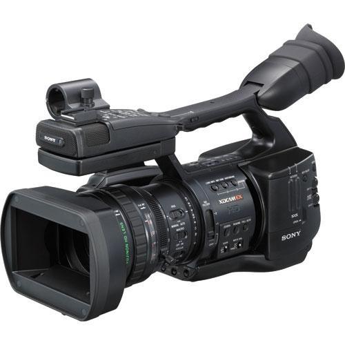 sony pmw xdcam ex1 camera