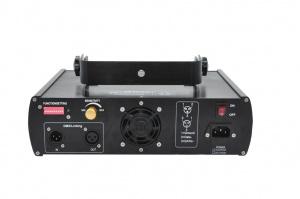 Dubbele DMX Laser 100mW rood & 50mW groen