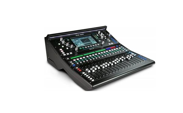 Verhuur Allen & Heat SQ 5  digitale mixer