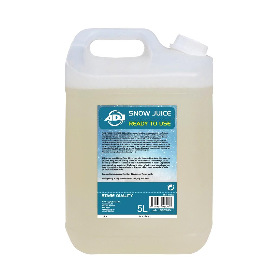 Extra sneeuwvloeistof 5 liter