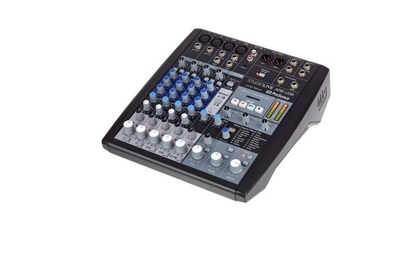 Verhuur mixer Presonus StudioLive AR8 USB
