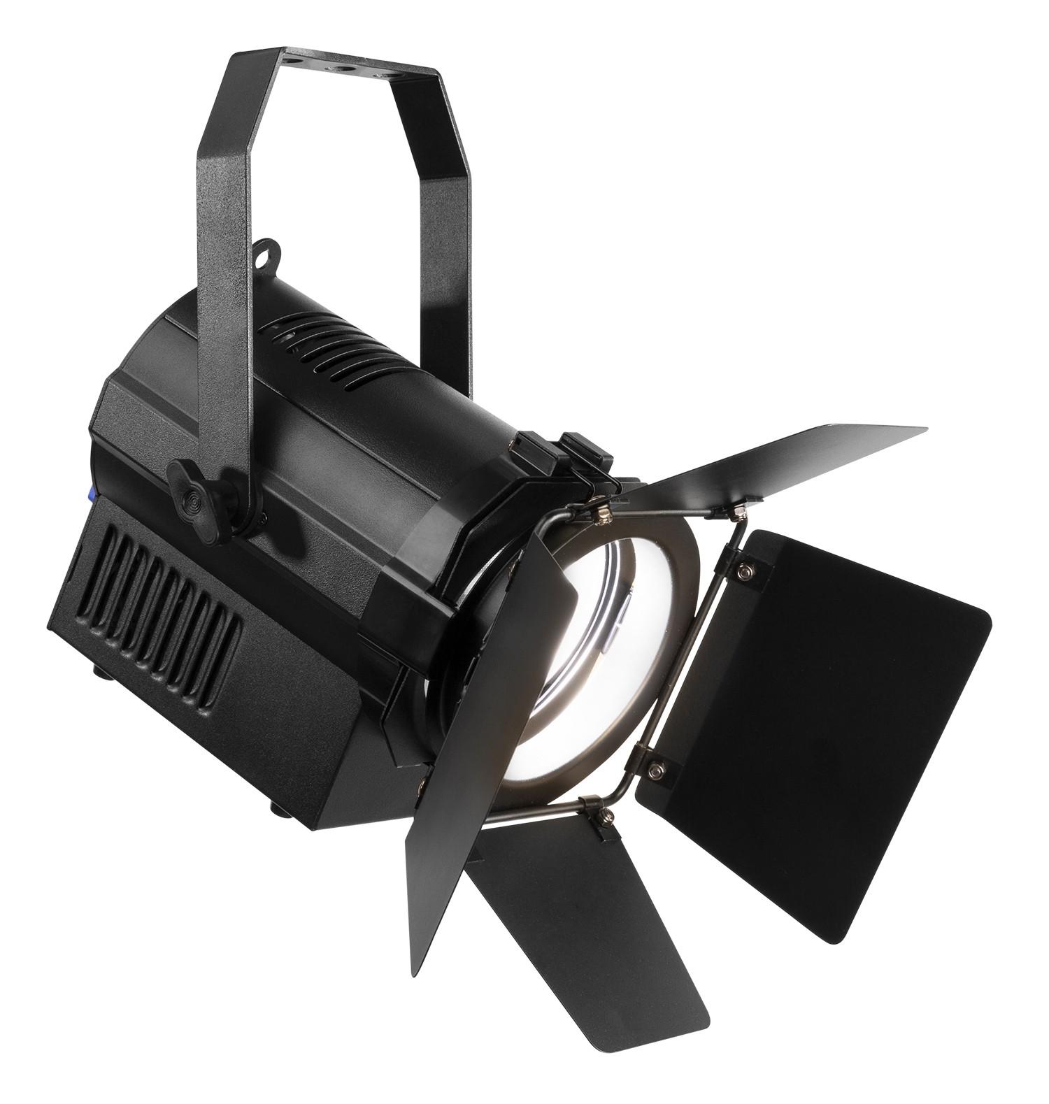 MINI FRESNEL ZOOM 2X 50W LED WW/CW